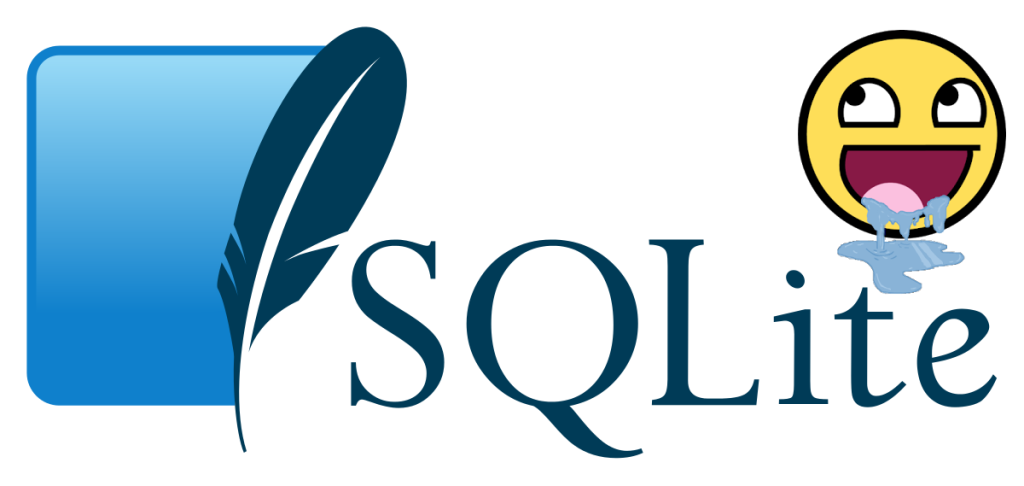Drooling over SQLite